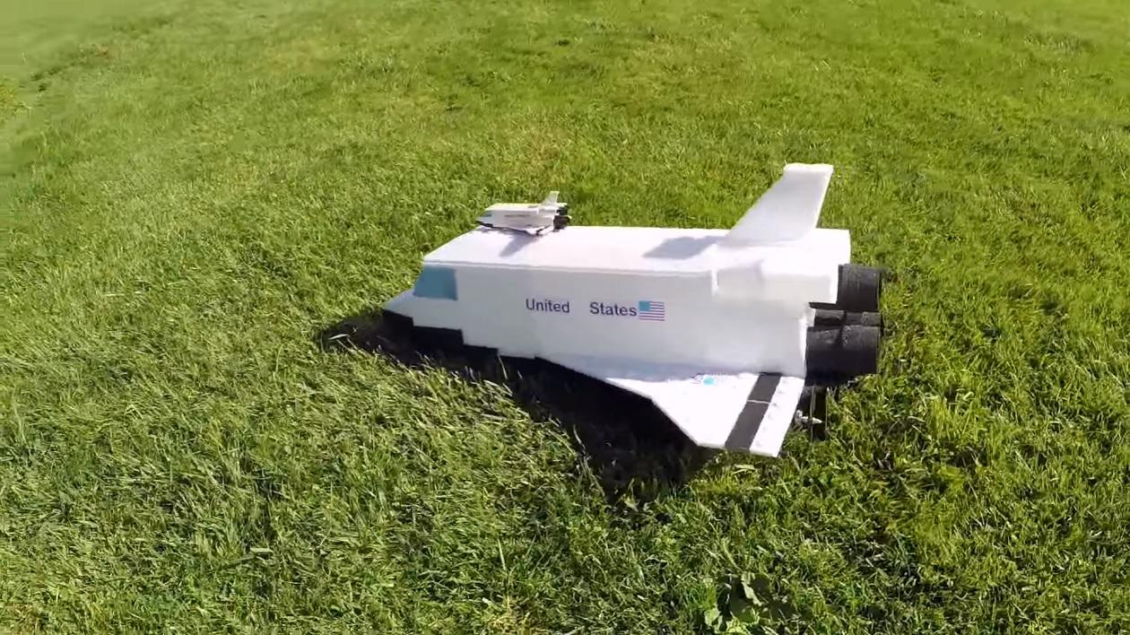 avião lego arduino cortrole remoto